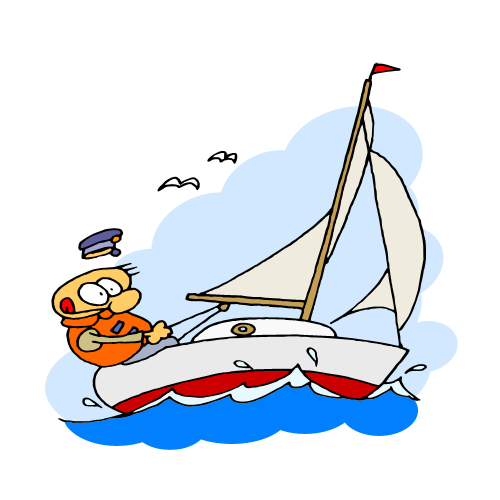 clip art free. Free clip art – Boat with