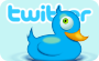twitter duck small button
